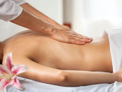 body misalignment massage